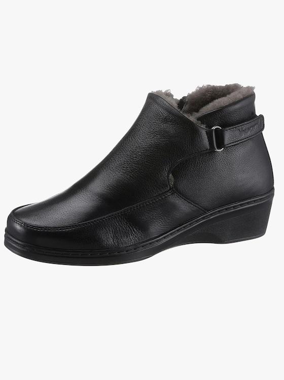 Valmonte Stiefelette - schwarz