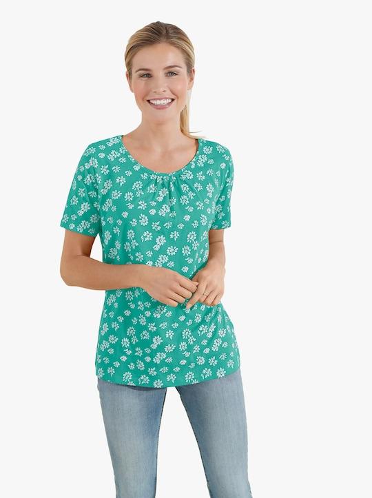 Shirts (2 stuks) - groen