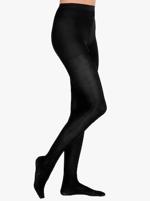 Stödstrumpbyxor - svart