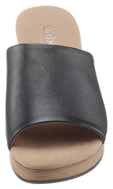 Gabor Pantolette - schwarz