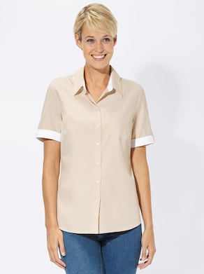 Collection L Bluse - beige