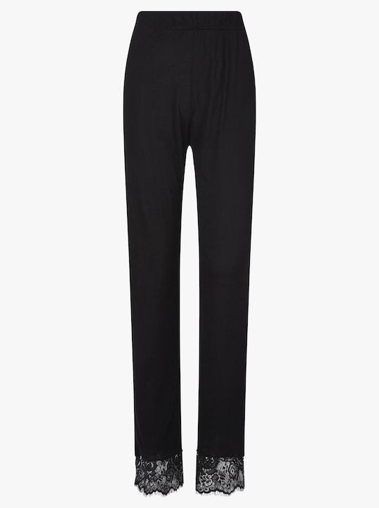 Plantier Pyjama - schwarz