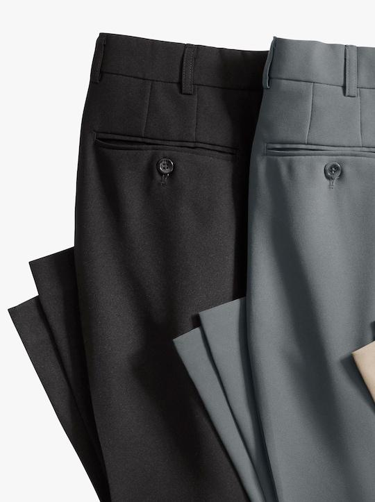 Autofahrerhose - schwarz