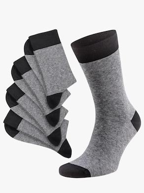 wäschepur Sokken - zwart