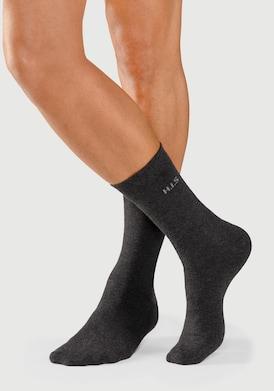 H.I.S Socken - schwarz
