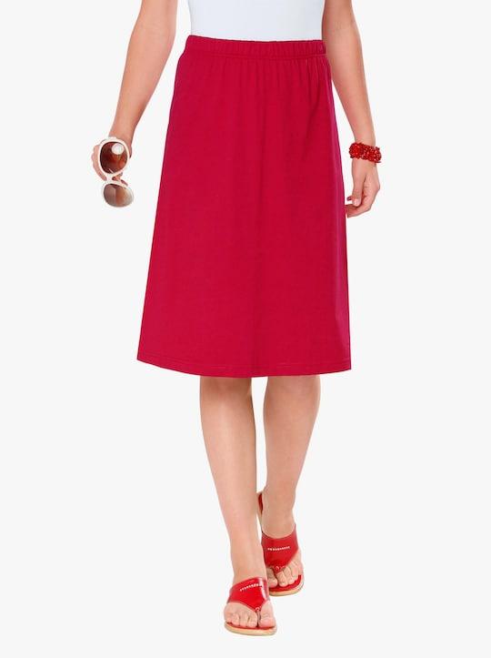 Jerseyrok - rood