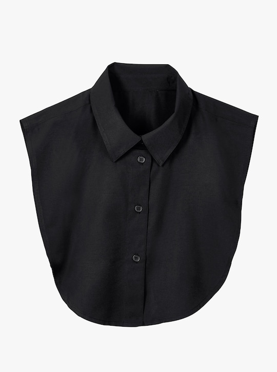 Halenkový límec - černá