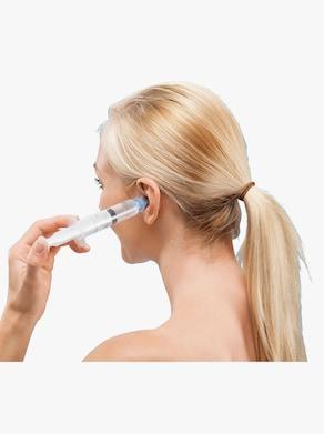 Ohrenwachs-Entferner - weiß