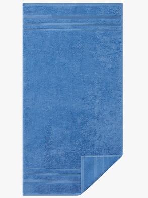 Handtuch - blau