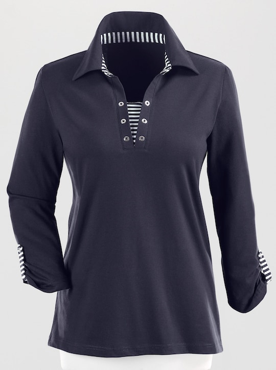 Collection L Shirt - marine
