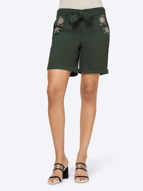 Linea Tesini Shorts - moos