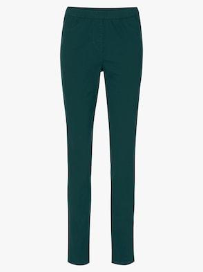 Jeans - tannengrün