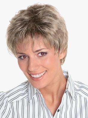 Perücke Ellen - grau-schwarz