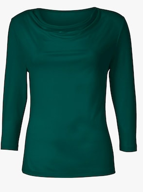 Shirt - tannengrün