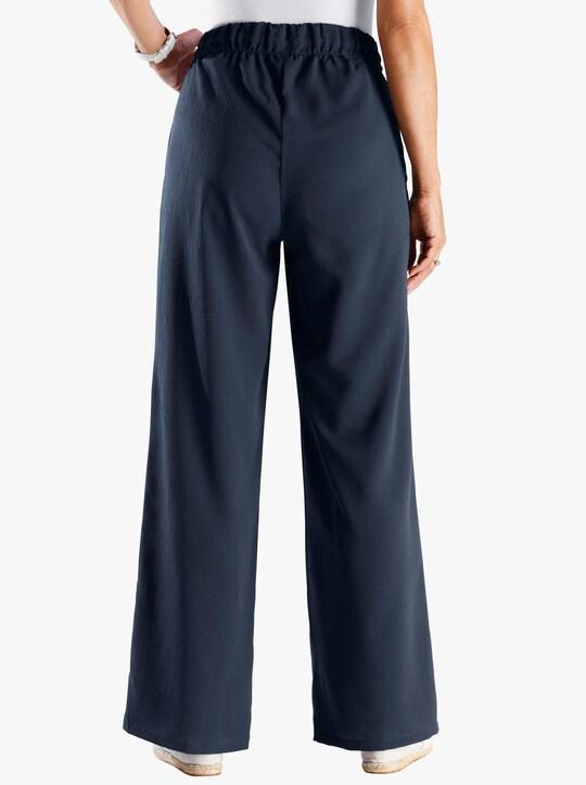 Kalhoty - námořnická modrá