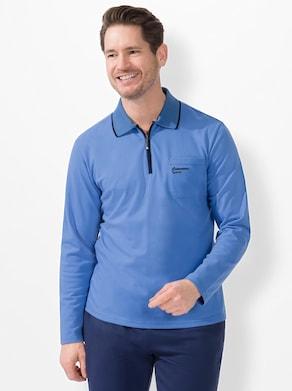 Catamaran Sports Freizeitshirt - jeansblau