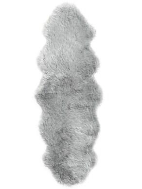 heine home Lammfell - grau