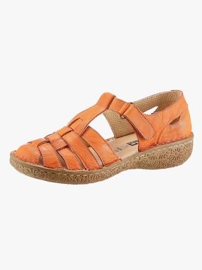 Loretta Sandalette - orange