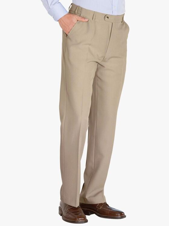 Kalhoty pro řidiče - písková