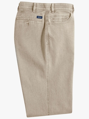 Jeans - beige