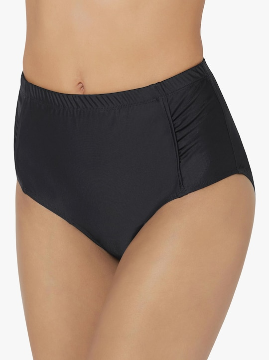 feel good Bikini-Slip - schwarz