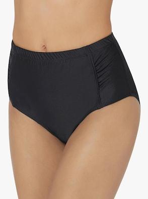 Bikini-Slip - schwarz