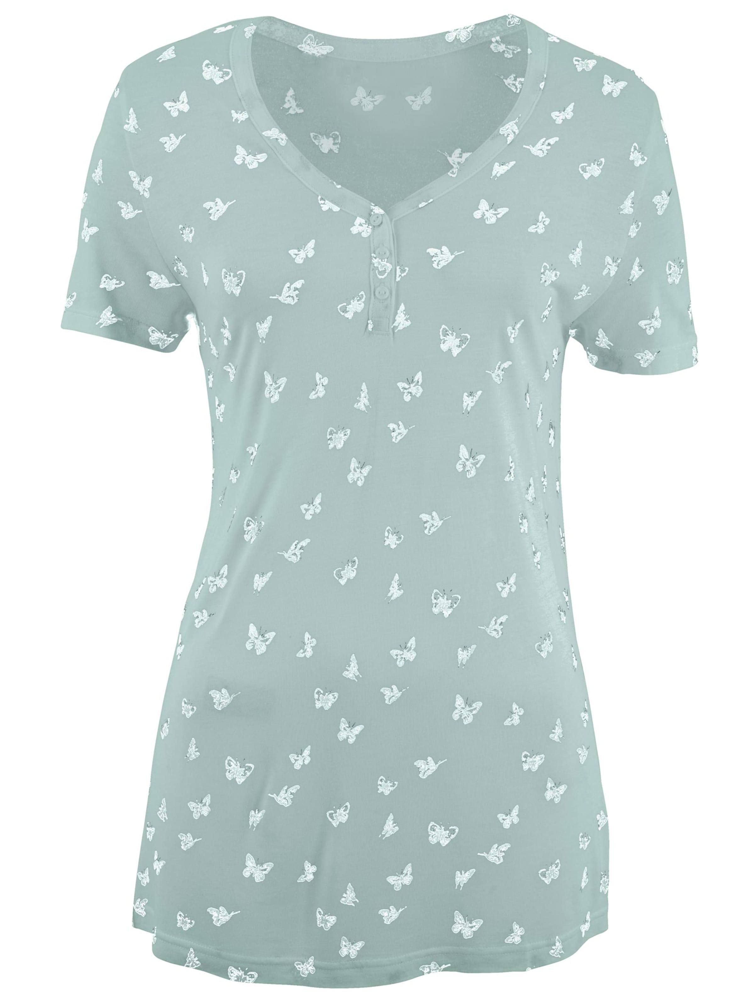 Damen Shirt mint
