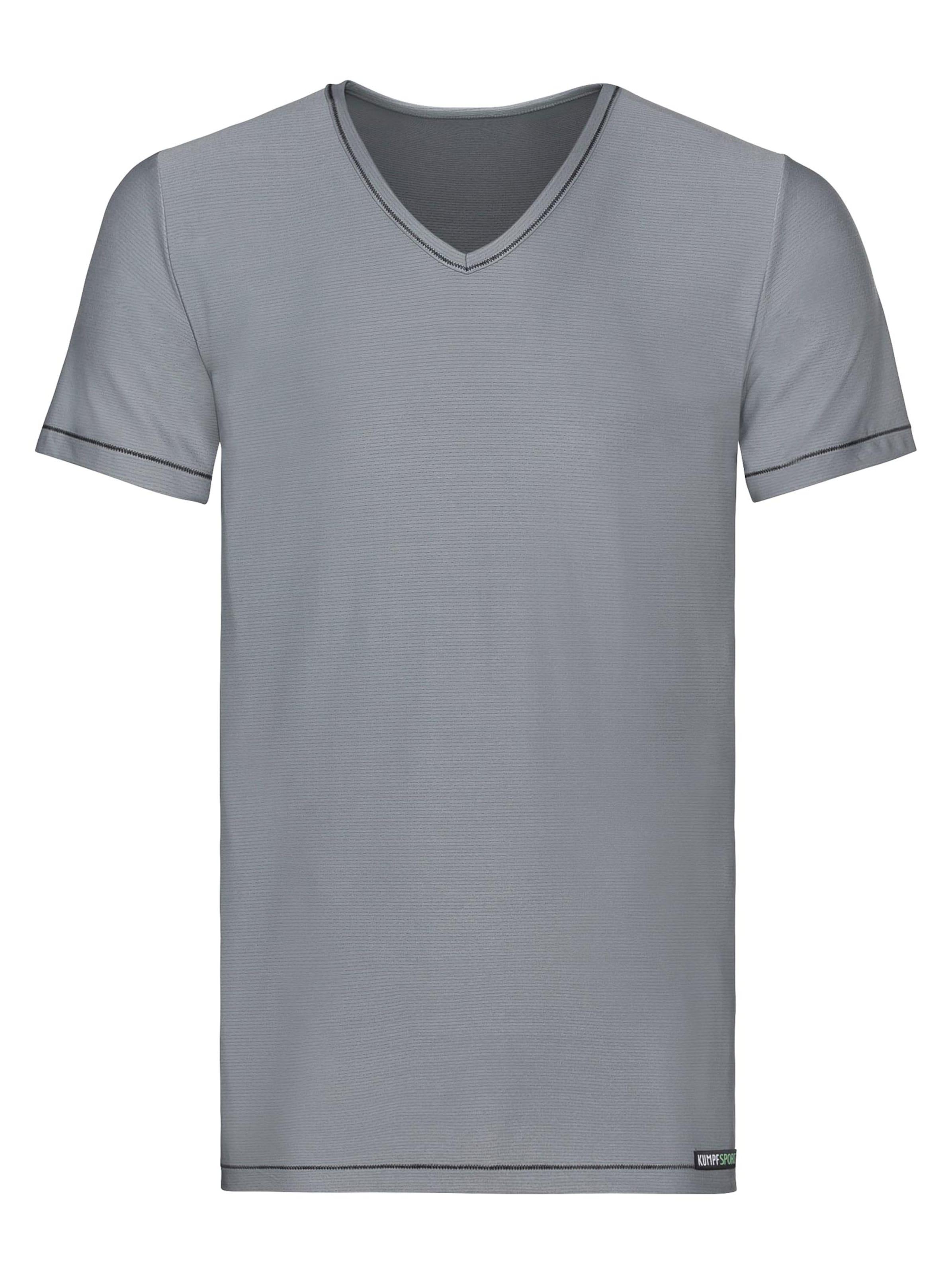 kumpf - Witt Weiden Herren Shirt grau