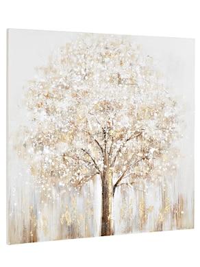heine home Originalgemälde - goldfarben-natur