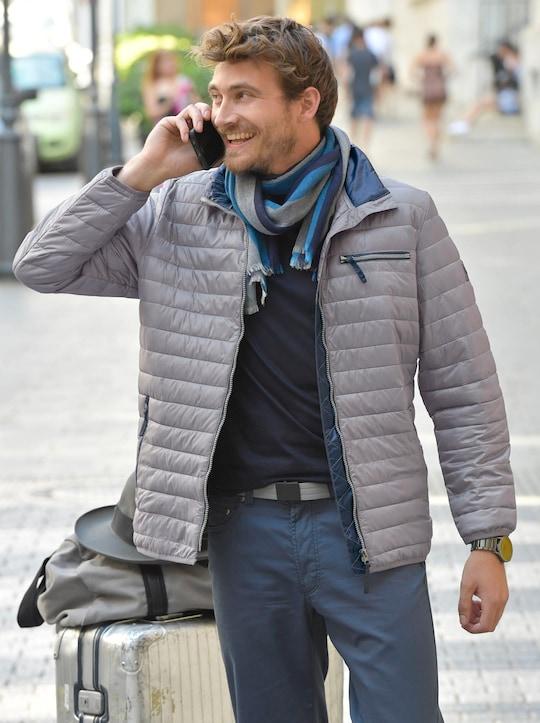 Marco Donati Jacke - grau