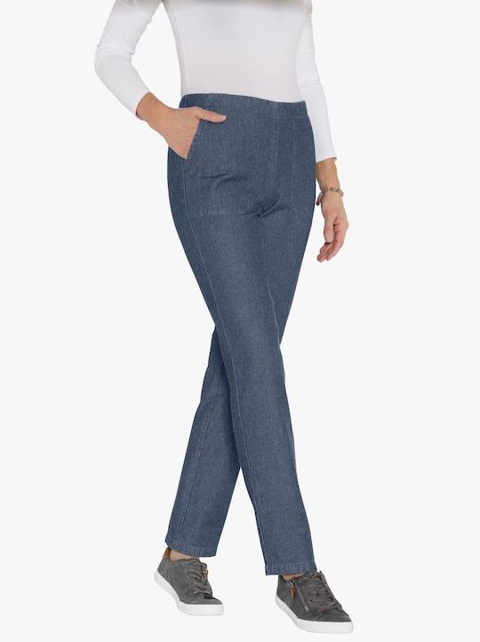 Jeans - blue-stonewashed