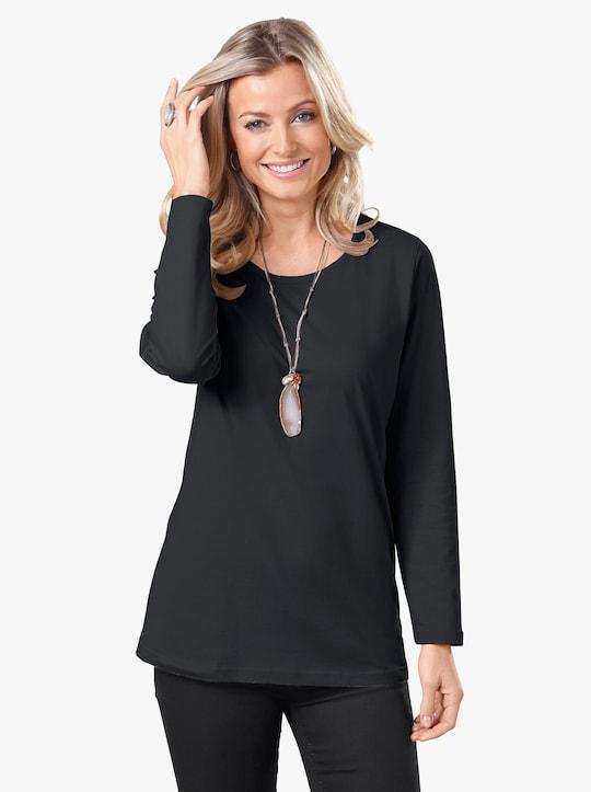 Tričko - černá