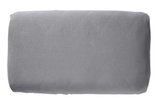 Schlafgut Kissenbezug - grau