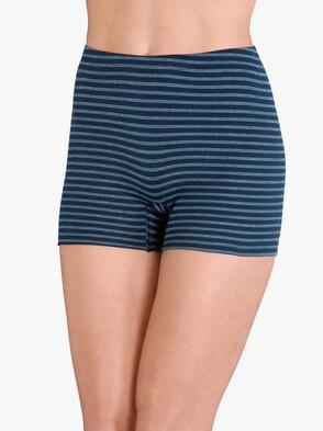 Pants - blau-geringelt