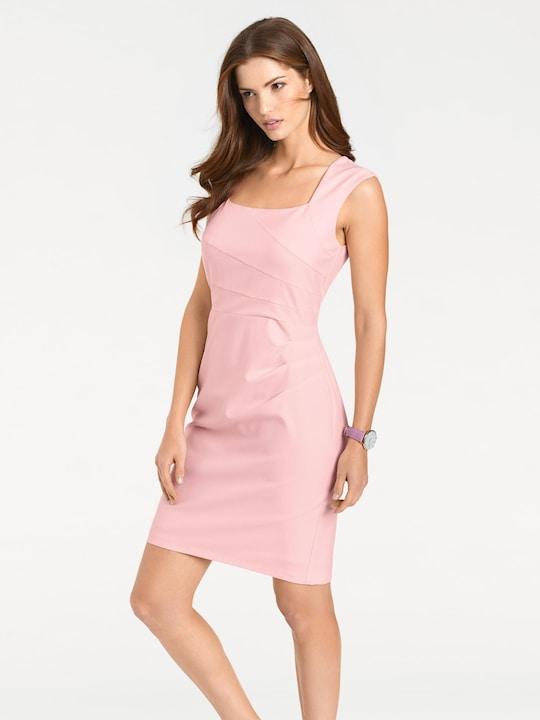 Ashley Brooke Etuikleid - rosé