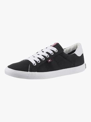 Tom Tailor Sneaker - schwarz