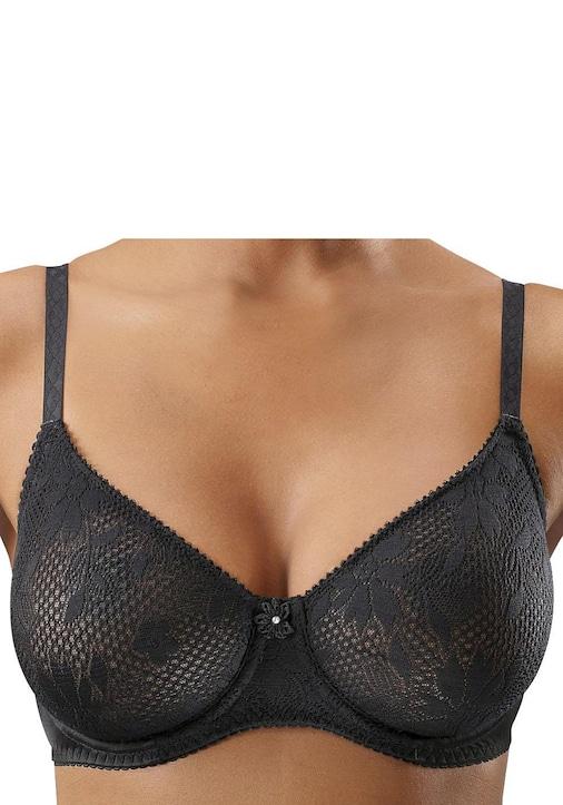 Nuance T-shirtbeha - zwart