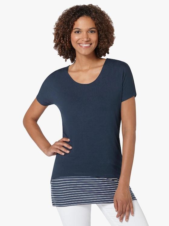 Shirt + Top - marine