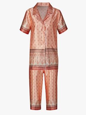 wäschepur Pyjama - papaya