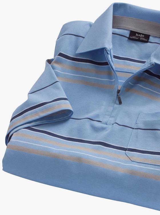 Hajo Poloshirt - hellblau