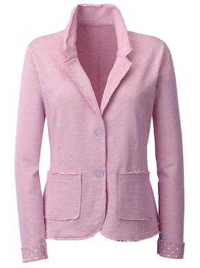 Shirtblazer - rosé