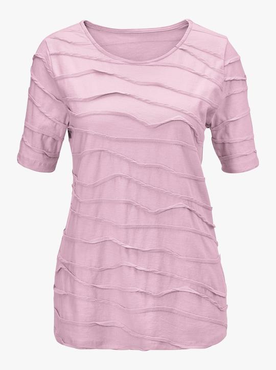 Shirt - roze