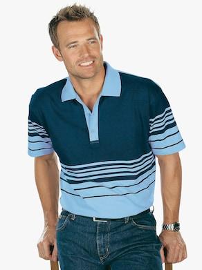Poloshirt - lichtblauw