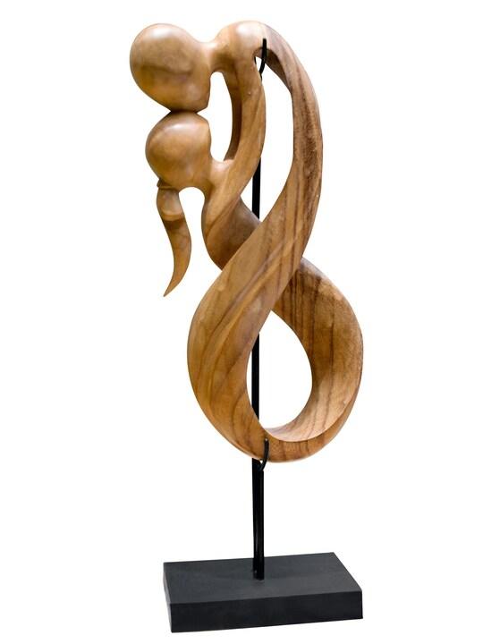 heine home Figur - braun