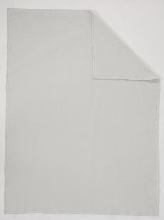 Biederlack Wohndecke - grau