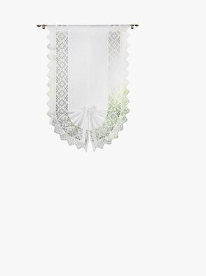 2-tlg. Fensterset - weiß