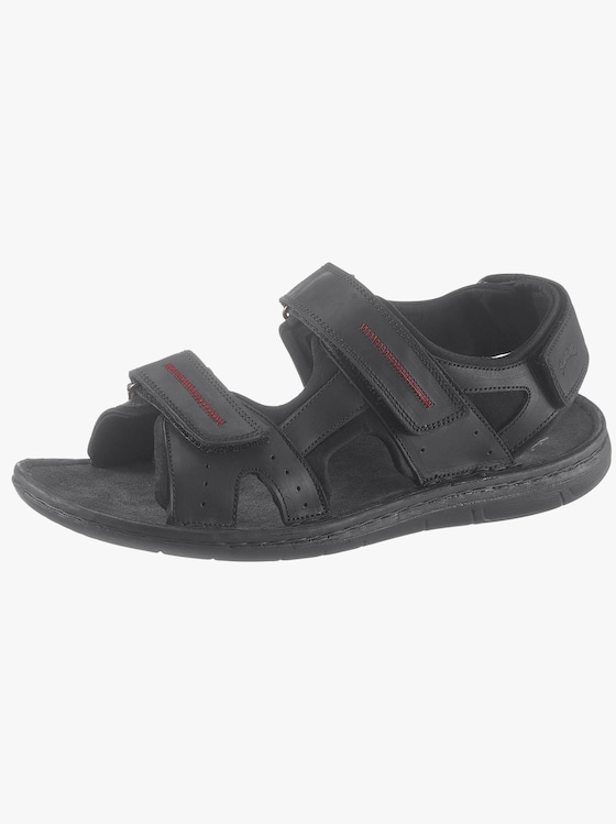 Softwalk Handmade Sandale - schwarz