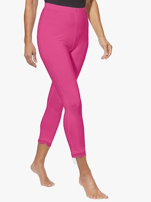 7/8-Leggings - fuchsia