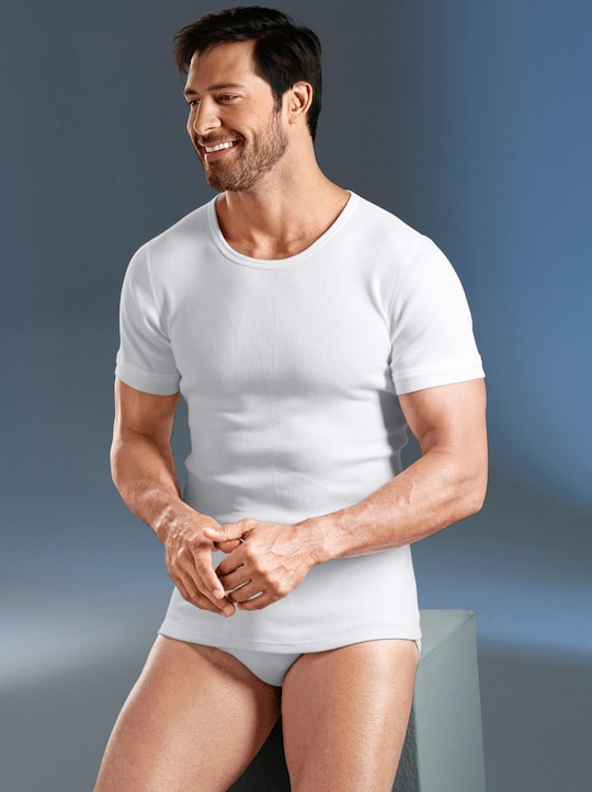 conta Unterhemd - weiß