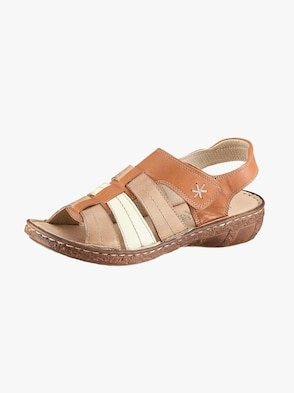 Sandale - beige-sand